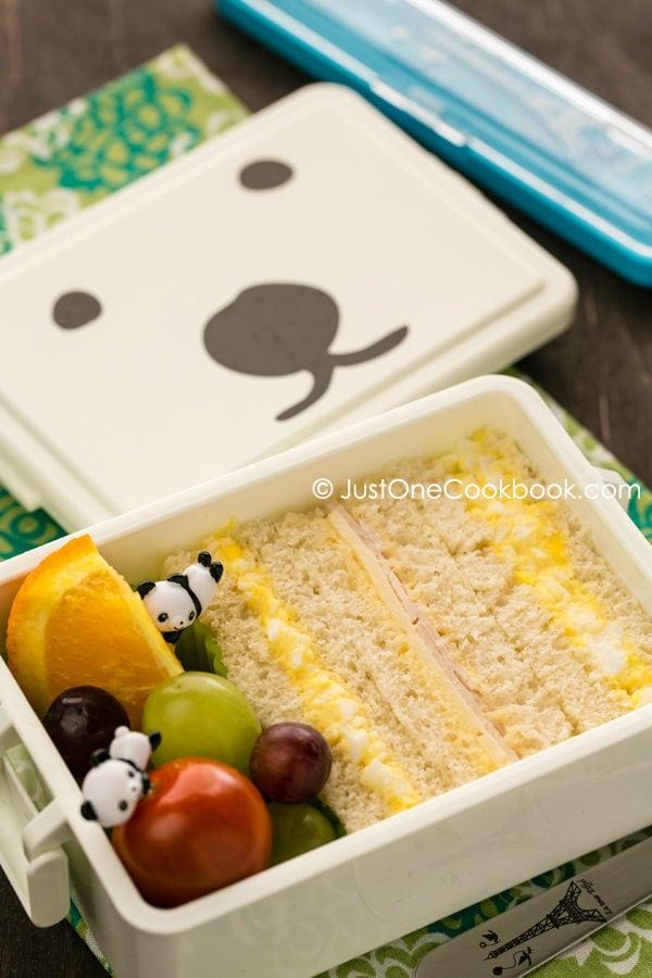 Typical School Lunch Menu