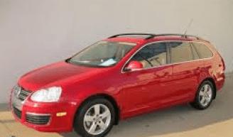06-26-2015_ 1 car post_2009 Red jetta wagon