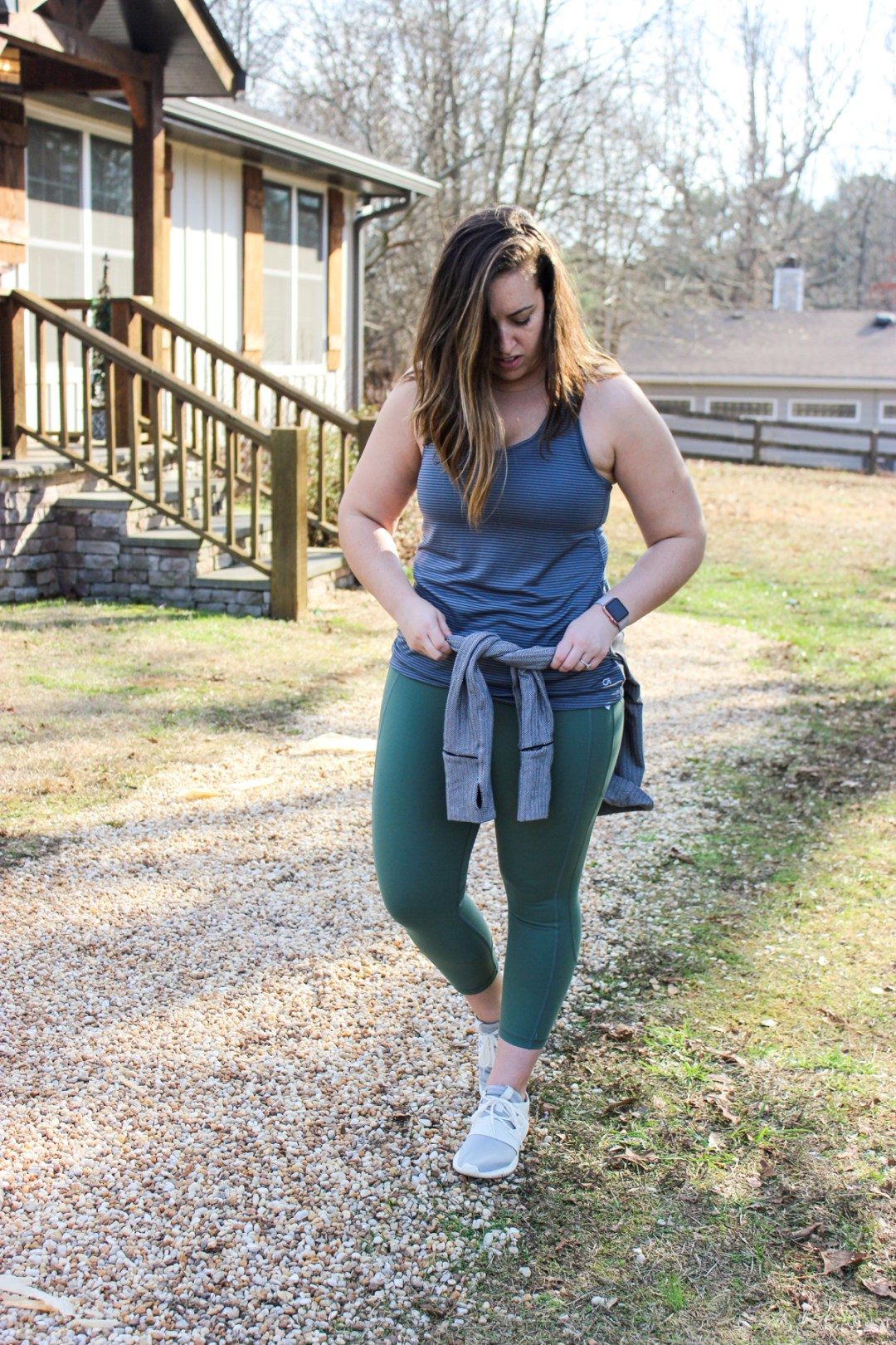 My Favorite Athleisure Brands | Just Peachy Blog