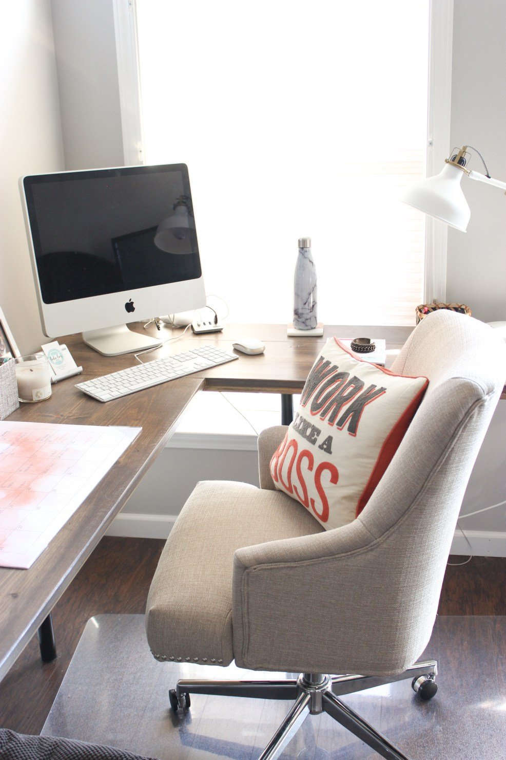 Work From Home Tips and Tricks | Just Peachy Blog