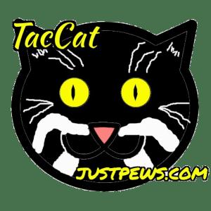TacCat Logo