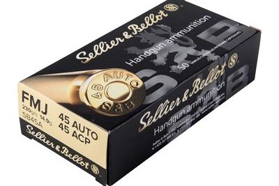 Sellier Bellot 45ACP