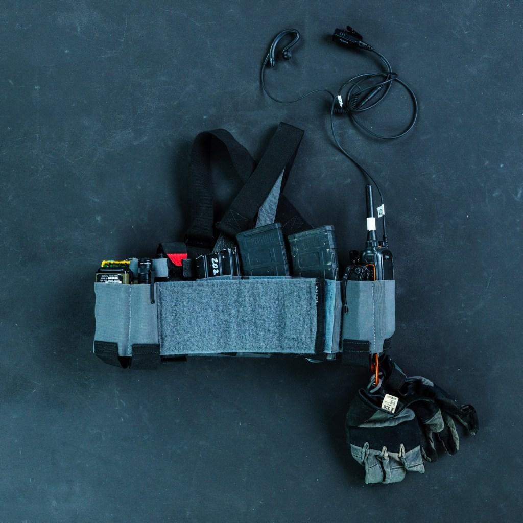 TRex Arms 556 Ready Rig setup