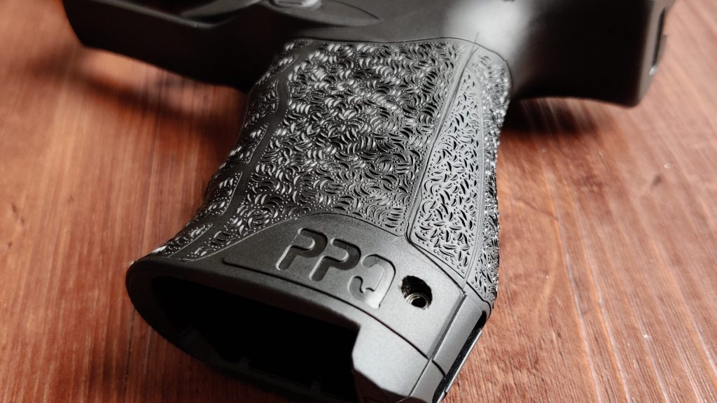 Walther PPQ M2 Grip Texture