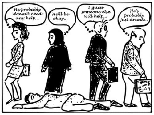 Bystander effect 1