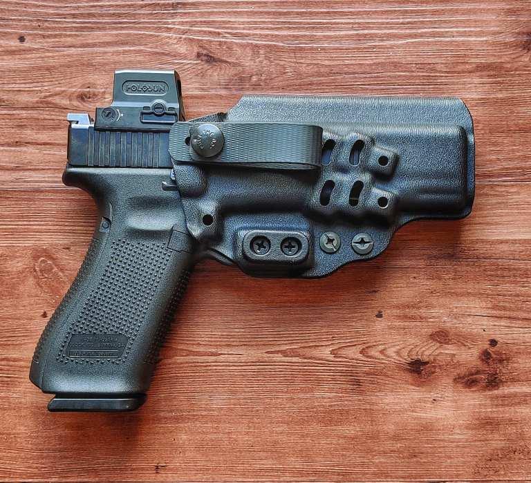 Glock G45 Holstered