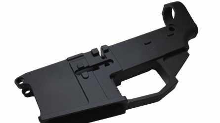 80% AR-15 Lower Receiver