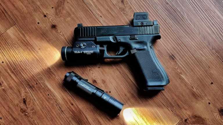 Weapon Light vs Handheld Light