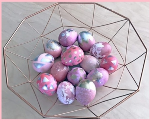 """Easter Egg Decorations You'll """"Dye"""" For"""