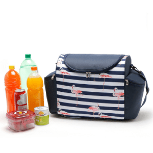 Flamingo Multifunctional Thermal Picnic Lunch Tote