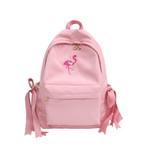 Flamingos Women's Fashion Pink Backpacks