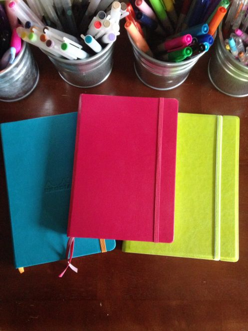 Bullet Journaling: My Favorite Notebooks