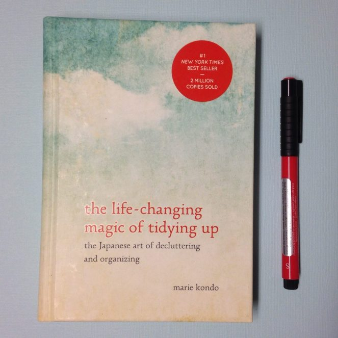 Life Changing Magic of Tidying Up: Book Review