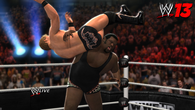 New WWE 13 Screenshots Revealed