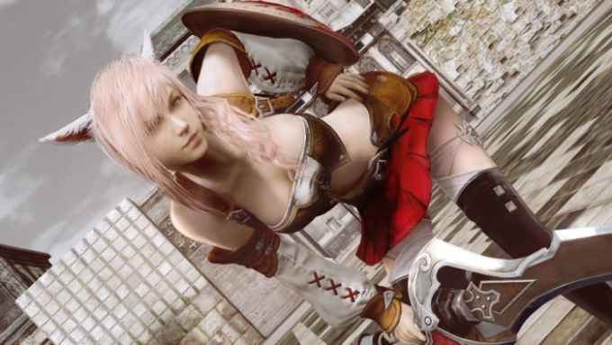 Lightning Gets A Sexy New Costume For Lightning Returns
