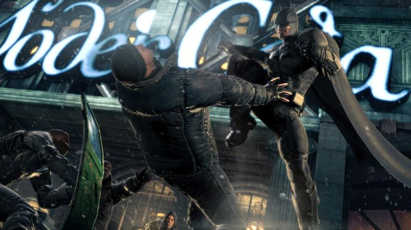 Batman: Arkham Origins slightly delayed 3DS, Wii U, and PC ...