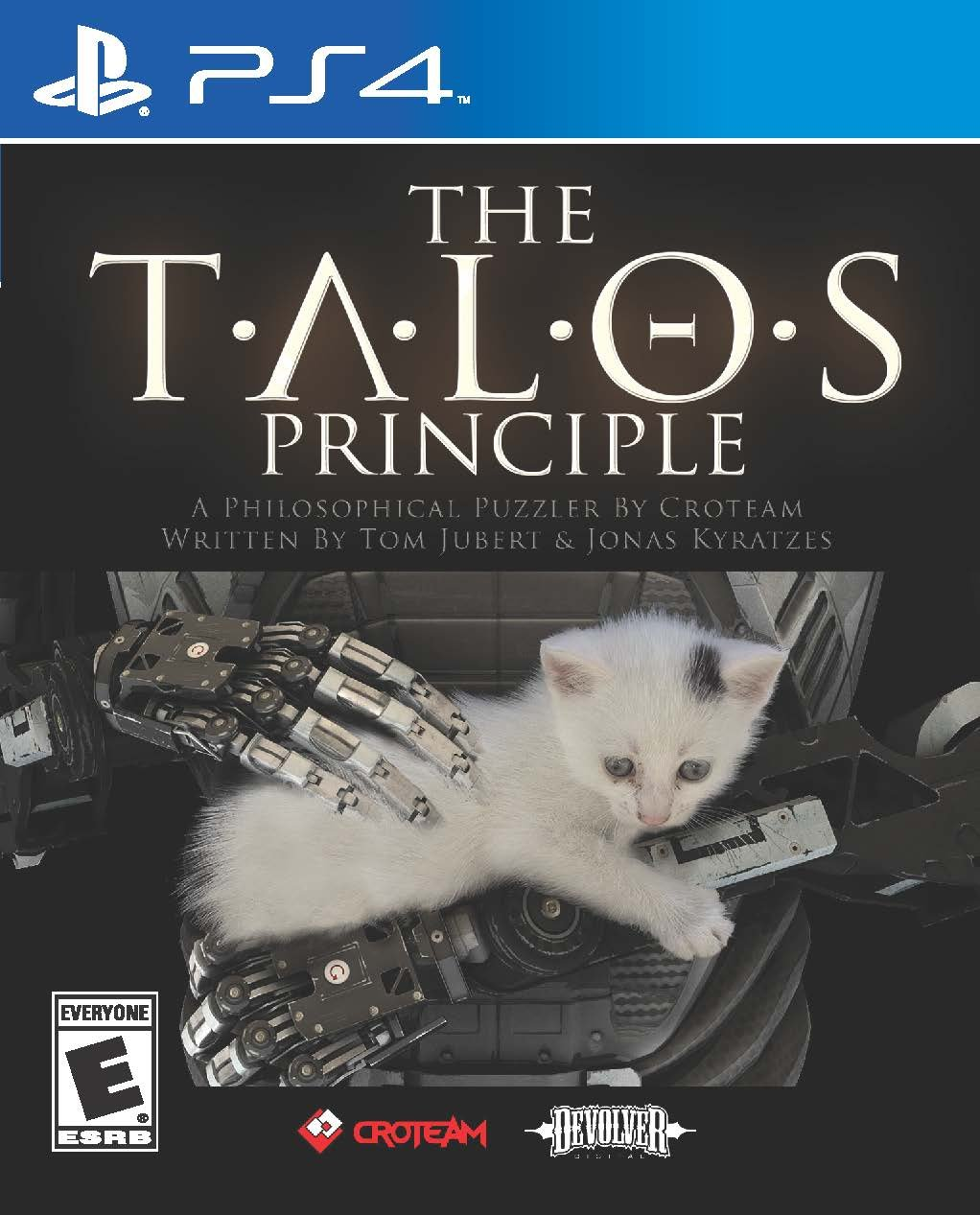 The Talos Principle Confirmed For Physical PS4 Release