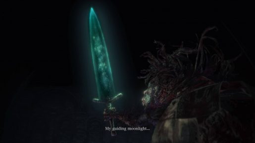 Bloodborne Guide How To Get Ludwigs Holy Moonlight Sword