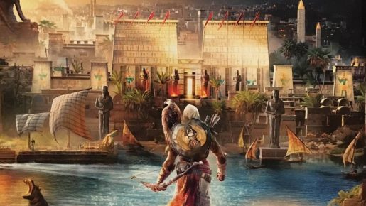 E3 2017: First Assassin's Creed Origins Gameplay Revealed ...