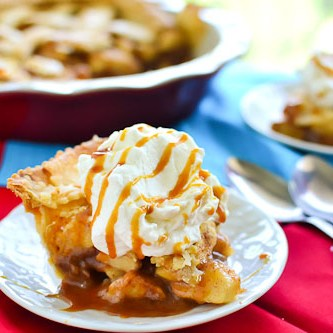 Good Old Fashioned Apple Pie