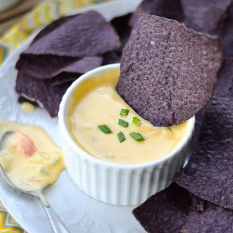 Restaurant-Style Queso