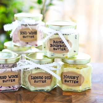 DIY Flavored Butters