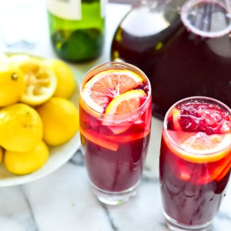 Thirsty Thursdays: Tinto de Verano