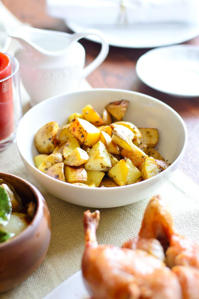 Roast Potatoes 1