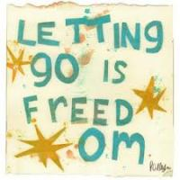 Just Quit = Letting Go