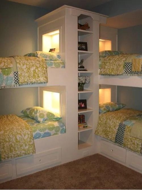 Beliche no quarto das crianças - Just Real Moms