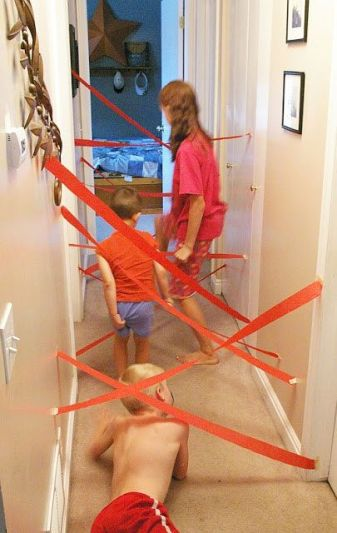 Brincadeiras indoor para os dias de chuva! - Just Real Moms