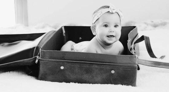Dicas para viajar com o bebê - Just Real Moms