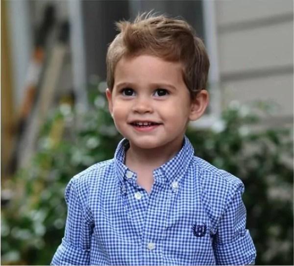 Excepcional 30 cortes de cabelo para meninos! - Just Real Moms - Blog para Mães BX39