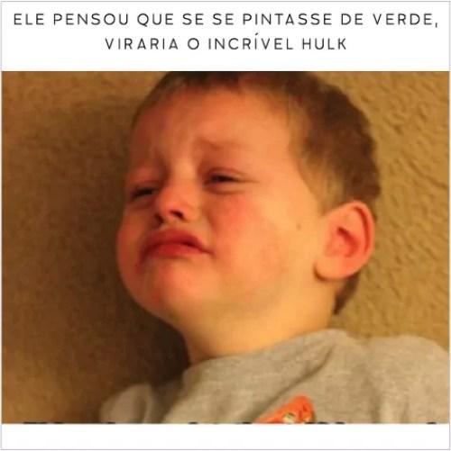 Crianças chorando por motivos engraçados - Just Real Moms