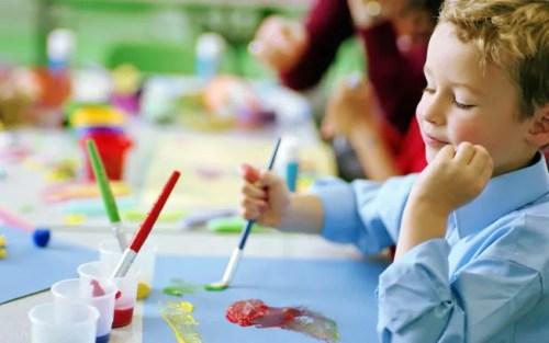 Atividades de artes para fazer em casa com as crianças!
