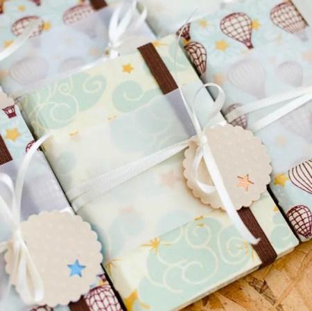 ideias charmosas de lembrancinhas de maternidade