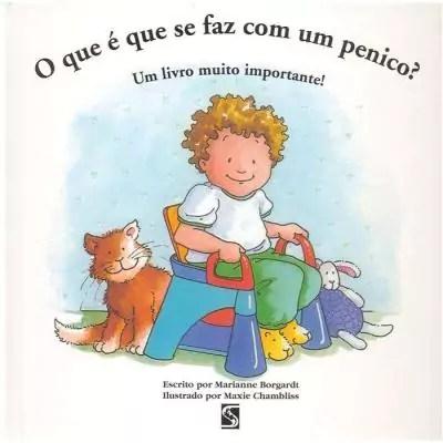 Livro para a criança desfraldar - Just Real Moms
