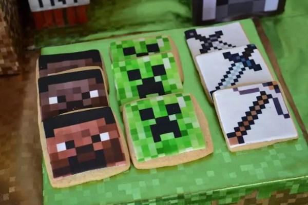 Minecraft Party!