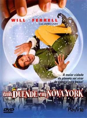Os melhores filmes de Natal para ver com as crianças - Um Duende em Nova York