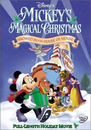 Os melhores filmes de Natal para ver com as crianças - Nevou na Casa do Mickey