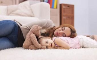 Revolução sexual e o sono do bebê