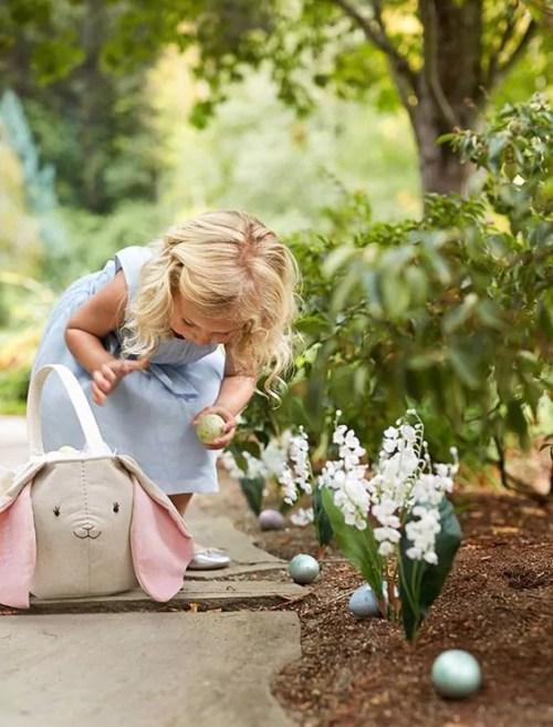 Magia da Páscoa - Cesta de Caça aos Ovos - Just Real Moms