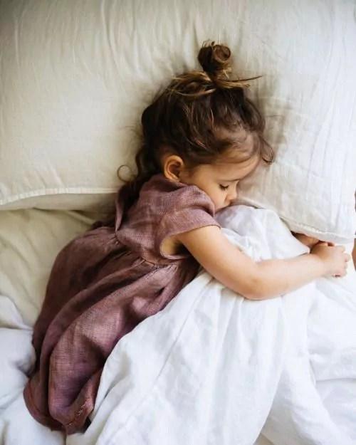 Criança sem horário certo para dormir têm mais problemas de comportamento - Just Real Moms