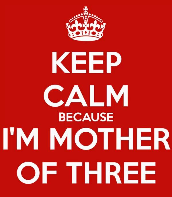 A mãe do meu terceiro filho - por Ana Paula Puga - Just Real Moms