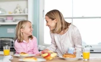 Alimentacao de filhos