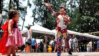 Diversão de carnaval em Brasília - por bora.ai