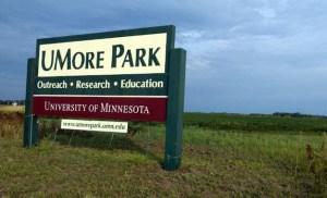 UmorePark--DakotaCounty--RosemountMN-sign