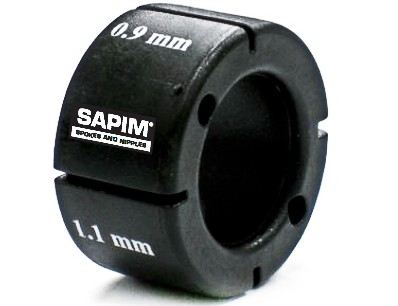 Sapim bladed spoke holder