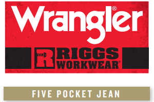 Wrangler 5 Pocket Icon