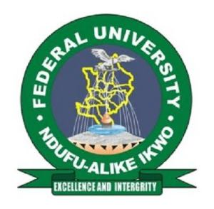 Alex Ekwueme Federal UnAE-FUNAI Post Utme Screening Form